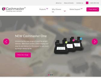 cashmaster.com screenshot