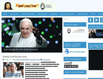 ourmercifulgod.com screenshot