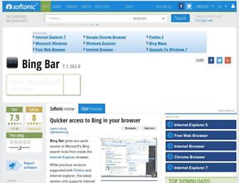 bing-bar.en.softonic.com screenshot