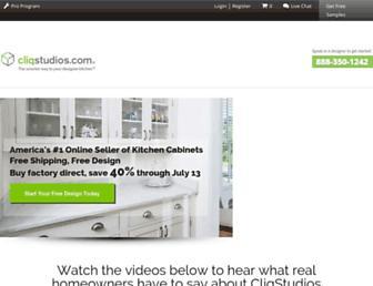 Thumbshot of Cliqstudios.com