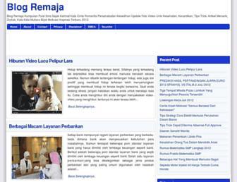 drisye.blogspot.com screenshot