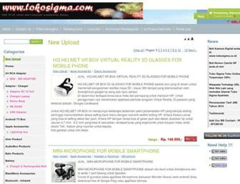 Thumbshot of Tokosigma.com