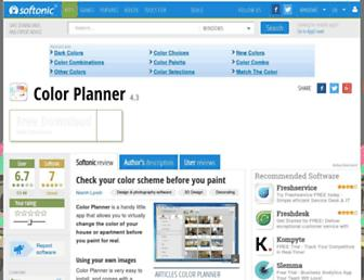color-planner.en.softonic.com screenshot