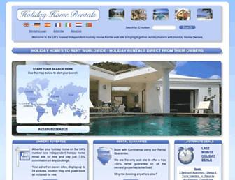 Thumbshot of Holiday-home-rentals.co.uk