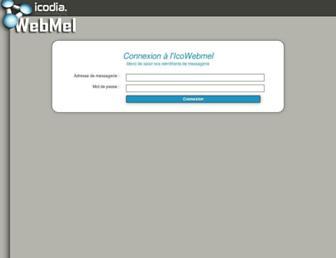 Thumbshot of Webmel.com