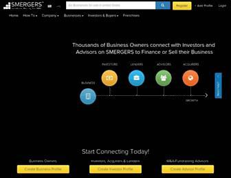 smergers.com screenshot