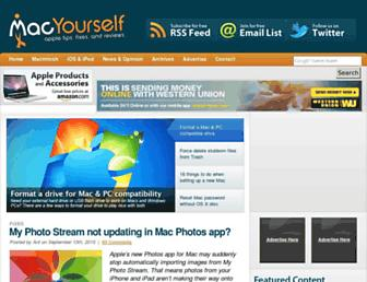 macyourself.com screenshot