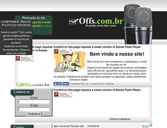 Thumbshot of Offs.com.br