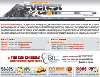 Thumbshot of Everestcash.com