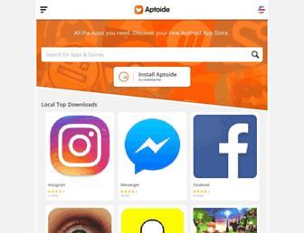 en.aptoide.com screenshot