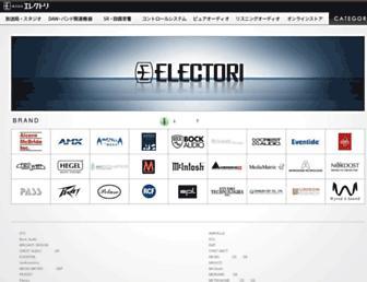 Thumbshot of Electori.co.jp
