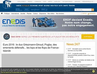 bfmtv.com screenshot