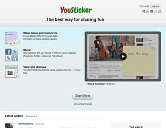yousticker.com