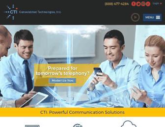 consoltech.com screenshot