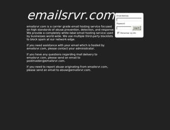Thumbshot of Emailsrvr.com