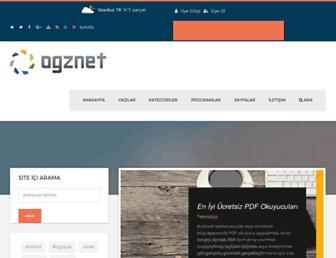 ogznet.com screenshot
