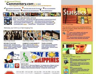 commentary.com screenshot