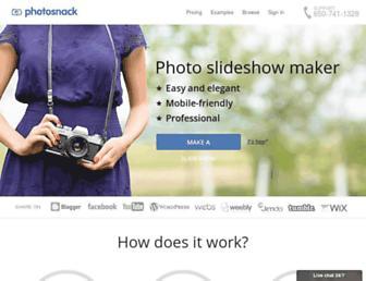 Thumbshot of Photosnack.com
