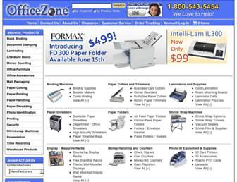 officezone.com screenshot