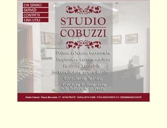 studiocobuzzi.it screenshot