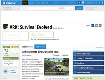 ark-survival-evolved.en.softonic.com screenshot