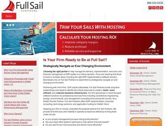 fullsailpartners.com screenshot