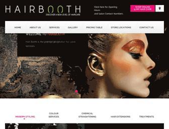 Thumbshot of Hairbooth.com.au