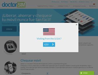 doctorsim.com screenshot