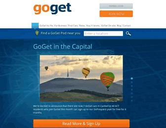 Thumbshot of Goget.com.au