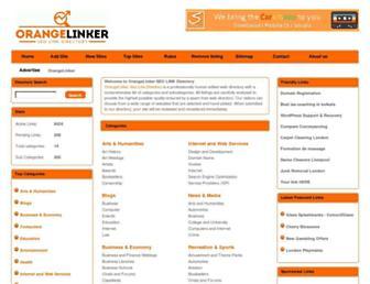 Thumbshot of Orangelinker.com