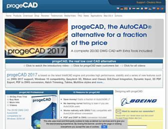 progesoft.com screenshot