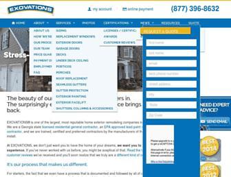 exovations.com screenshot