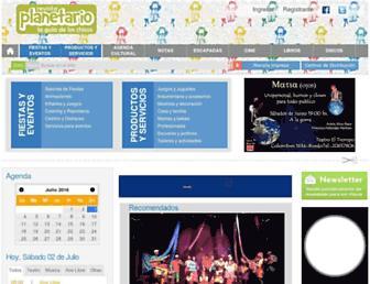 revistaplanetario.com.ar screenshot