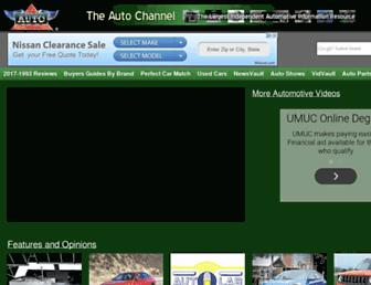 Thumbshot of Theautochannel.com