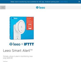 Thumbshot of Leeo.com