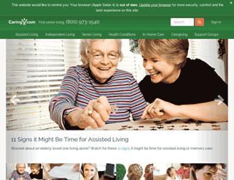 Thumbshot of Caring.com