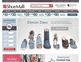 Thumbshot of Shoemall.com