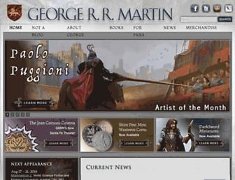 Thumbshot of Georgerrmartin.com