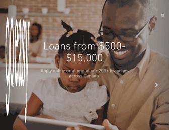 goeasy.com screenshot