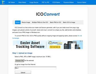 Thumbshot of Convertico.org