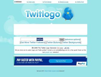 Thumbshot of Twitlogo.com