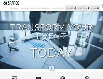 events.jspargo.com screenshot