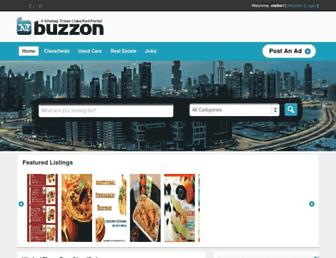 buzzon.khaleejtimes.com screenshot