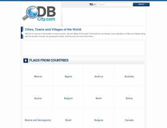 Thumbshot of Db-city.com