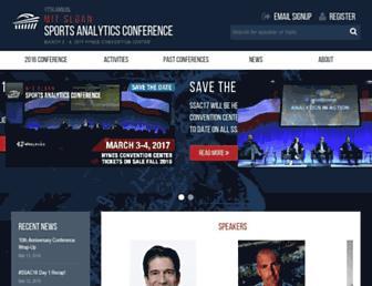 Thumbshot of Sloansportsconference.com