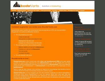 boostervente.com screenshot