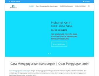 penggugurjanin.com screenshot