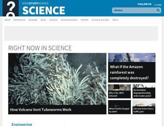 science.howstuffworks.com screenshot