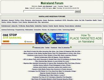 Thumbshot of Nairaland.com