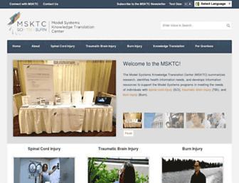 msktc.org screenshot